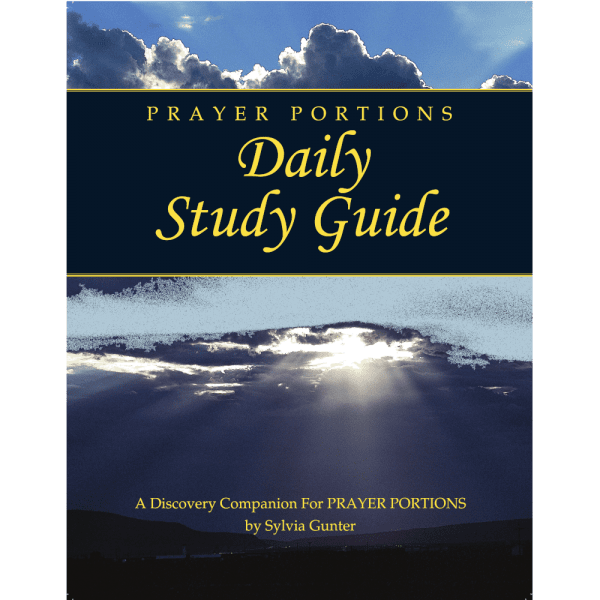 Daily Study Guide for Prayer Portions MAY 2019
