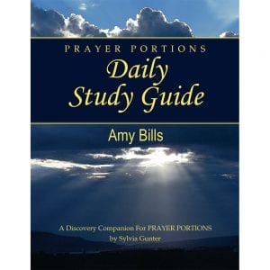 Prayer Portions Daily Study Guide