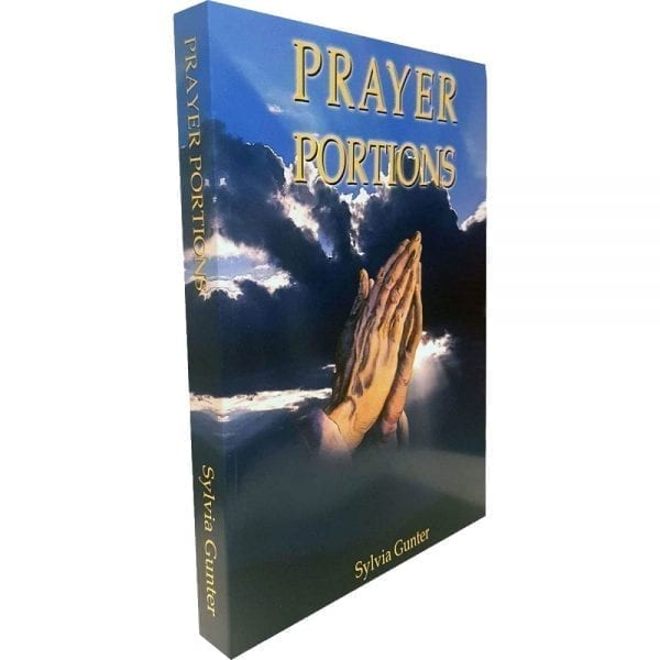 prayer portions perfect bound